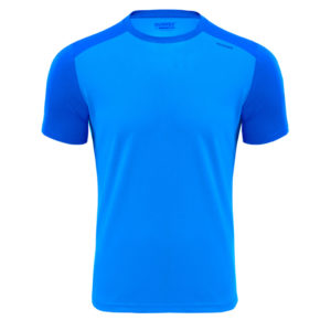 T-shirt tecnhique runnek edel blue