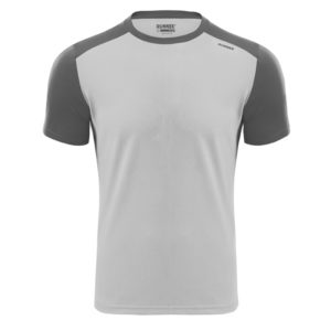 T-shirt tecnhique runnek edel grey