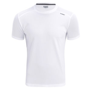 T-shirt tecnhique runnek milos white