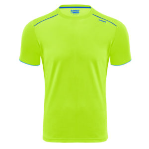 T-shirt tecnhique runnek ultra yellow fluor