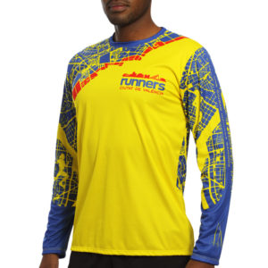 LONG SLEEVE ATHLETICS T-SHIRT