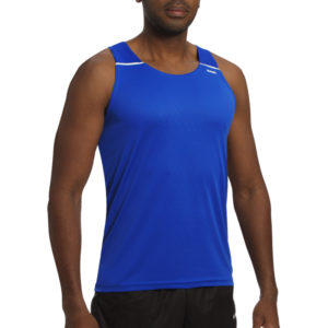 T-shirt with straps tecnhique ultravest blue