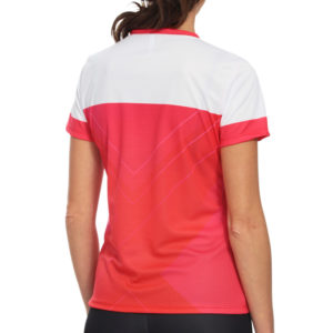 WOMEN'S SHORT SLEEVE ATHLETICS T-SHIRT