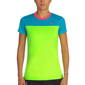 runnek cube woman green neon