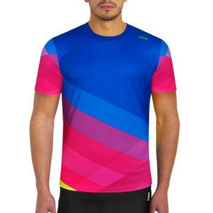 T-shirt runnek pure blue